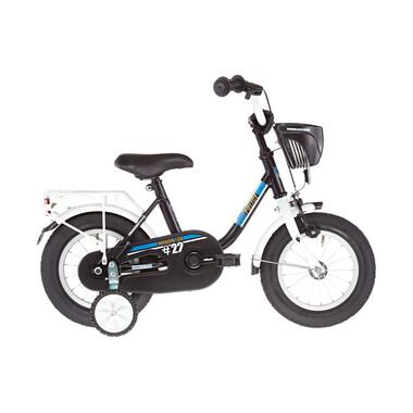 """Vélo Enfant VERMONT CITY POLICE 12"""" Blanc/Noir 2020"""